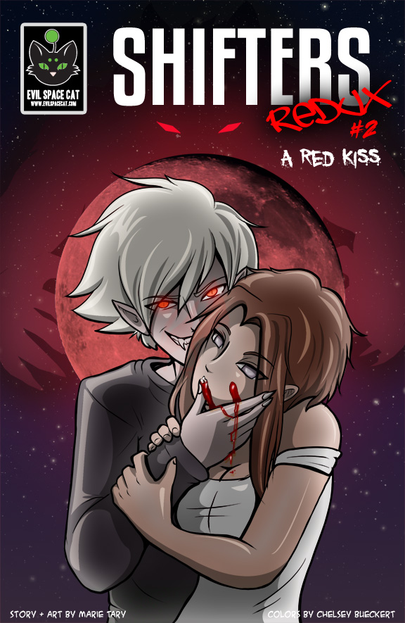 Shifters Chapter 2 Cover